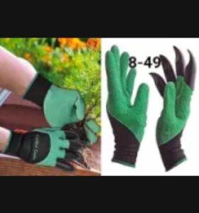 Перчатки для огорода
