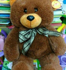 Медведь мягкий