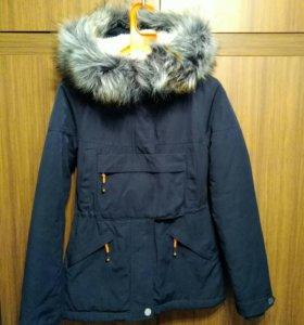 Куртка на девочку 12—13 лет