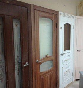 Продажа входных межкомнатных дверей. лазурная 11