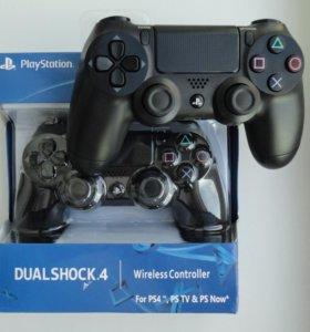 Джойстики DualShock 4 на PlayStation 4 с гарантией