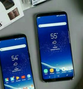 "5,5""""/6"""" Samsung Galaxy S8edge/++"
