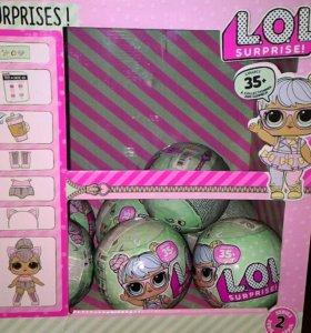 Кукла лол lol surprise