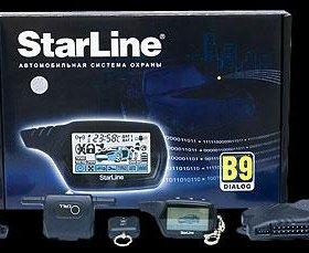 Автозапуск StarLine B