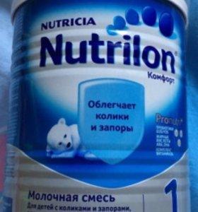 Nutrilon детская смесь
