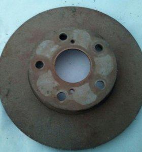 Тормозной диск Марк2 ,gzx100.