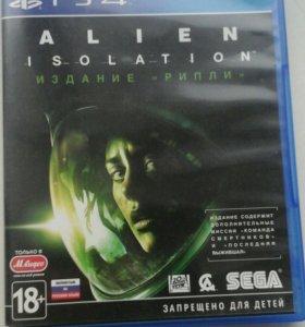 Игра Alien Isolation, 2 допмиссии бесплатно.