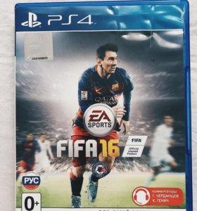Игра FIFA 16 для PS 4