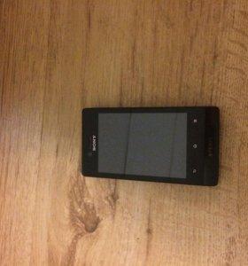 Телефон Sony Experia ST23i