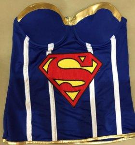 Костюм маскарадный Supergirl