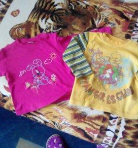 Детские вещи и пеленки