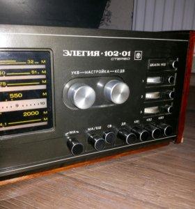 Элегия-102-01 стерео