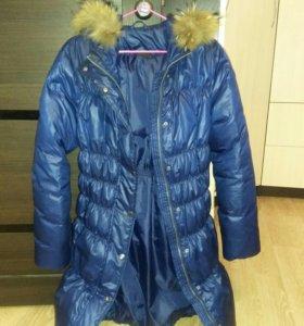 Пуховик пальто можно для беременных