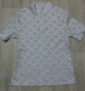Школьная рубашка - футболка