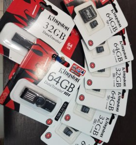 Флешки Micro SD и usb