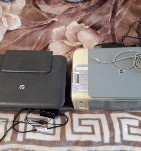 Принтеры HP Deskjet 3050 A и HP PSC 1513 All in O