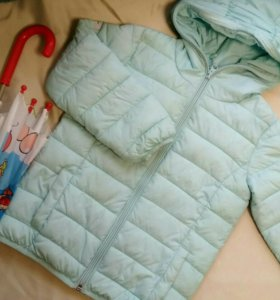 Куртка для девочки 3-5 лет