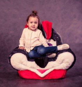Кресло-игрушка «Зайчик»