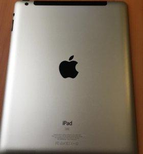 iPad 3, 32 гб, Wi-fi, 3-G