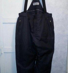 Штаны от горнолыжного костюма большого размера