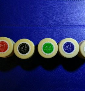 Гель- краска для дизайна ногтей.