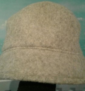 Шляпа теплая.