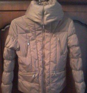 Зимняя куртка ,очень тёплая