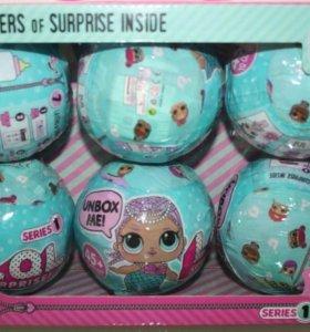 Куклы Лол в шаре