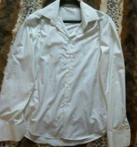 Рубашка свадебная