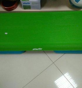 Степ-платформа SP-201, трехуровневая, 110х41х20 см
