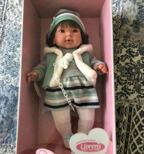 Кукла Карла Llorens Juan