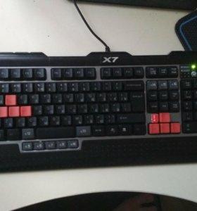 G800V X7 Игровая Клавиатура