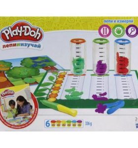 Play-Doh набор В9016 из пластилина