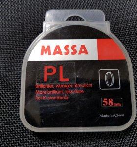 Поляризационный фильтр Massa CPL 58mm