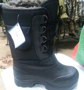 Ботинки -сапоги зимние из EVA