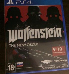 Wolfenstain PS4