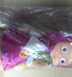 Кукла Маша озвученная