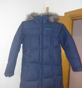 """Зимняя куртка, пуховик""""Colambia"""", оригинал."""