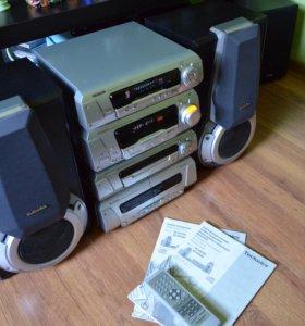 Technics SC-EH560 Japan акустика Spain.