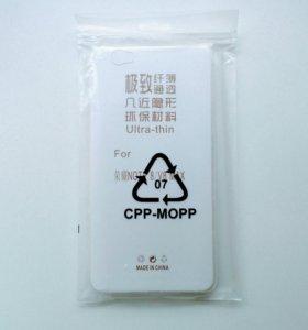 На Huawei honor note 8 силиконовый чехол