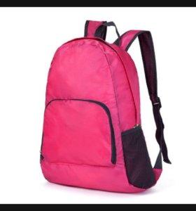 Компактный рюкзачок