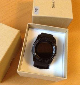 Smart часы с оригинальным дизайном |новые