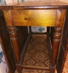 Старинный дубовый стол - книжка