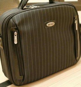 Новая сумка для документов и ноутбука 14 дю