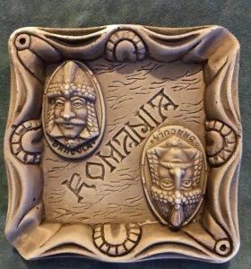 Керамический сувенир из Румынии
