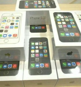 Iphone 5S 16gb новые