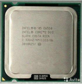 Процессор lga775 core 2 duo e6550