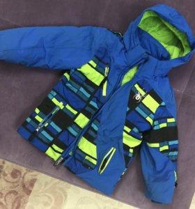 Лыжная куртка для мальчика