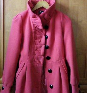 Пальто осенне-весенее