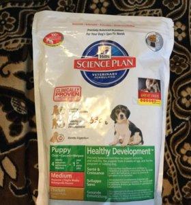 Корм для щенка ( собаки ) SCIENCE PLAN 1 кг